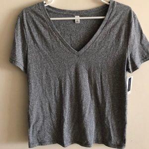 BP Grey short sleeve tee size S